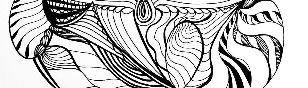 TRISTE - Ilustración del soneto del mismo nombre.
